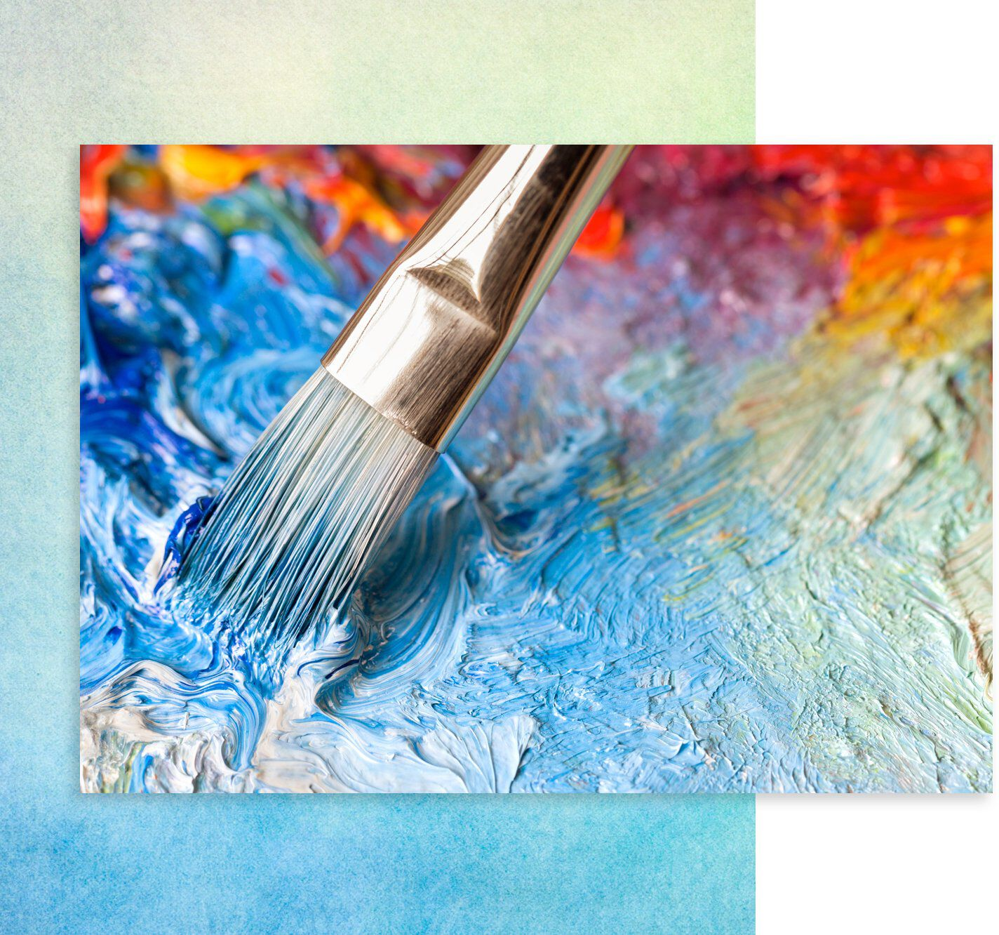 paintbrush in use banner image